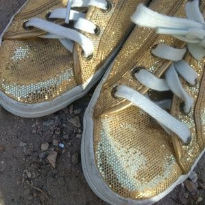 bobs Shoes - 🚺BOBS golden sneakers